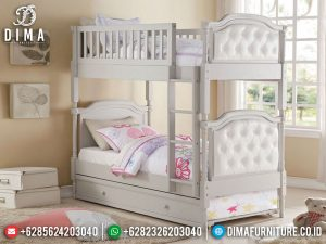 Discount Sale Kamar Set Anak Tingkat Minimalis Best Seller Product MM-0839