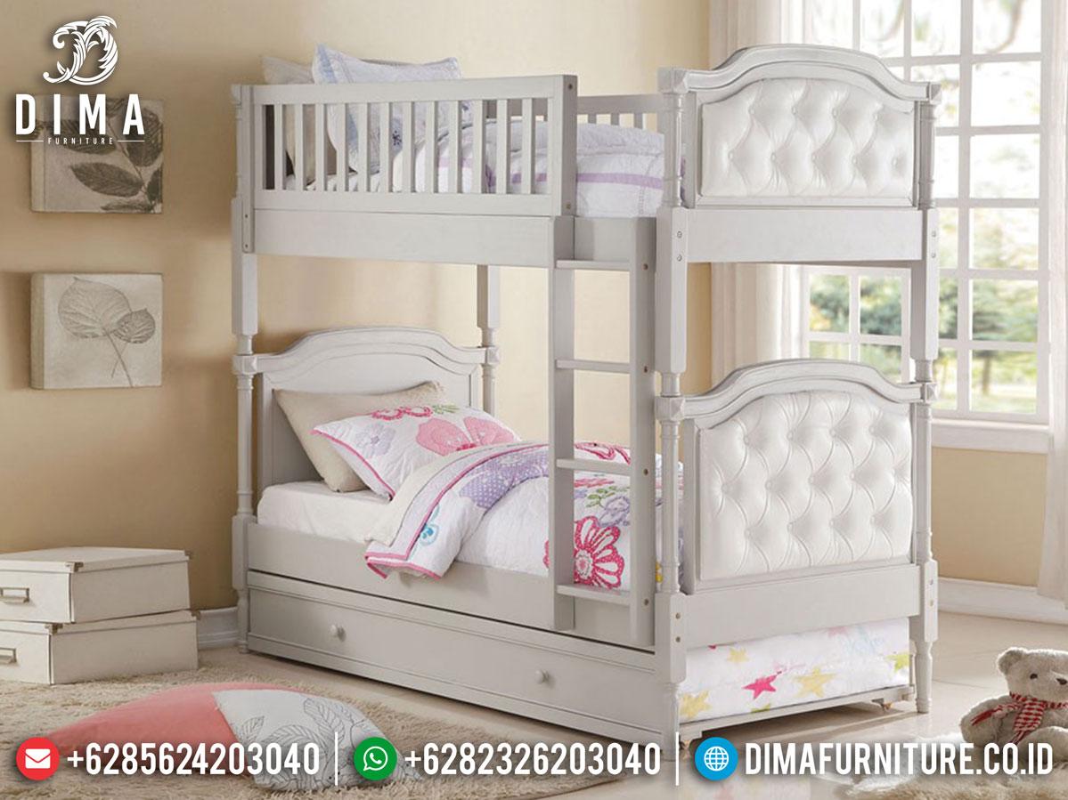 Discount Sale Kamar Set Anak Tingkat Minimalis Best Seller Product Mm-0839