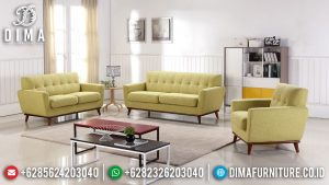 New Set Sofa Tamu Minimalis Jepara Design Elegant Modern Simple Living Room MM-0772
