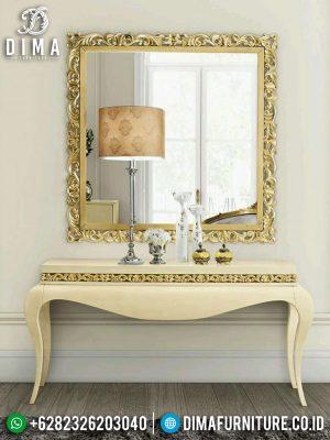 Set Meja Konsol Minimalis Luxury Design High Quality Product MM-0803