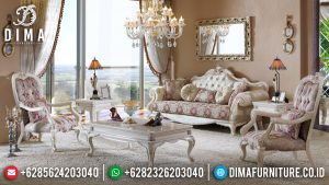 Big Sale Sofa Tamu Mewah Luxury Classic Furniture Jepara Terbaru MM-0914