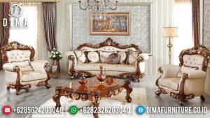 Buy Now Sofa Tamu Mewah Terbaru Premiere Design Palace Luxury Classic MM-0984
