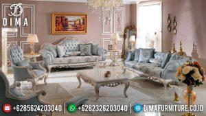 Classical Design Sofa Tamu Mewah Jepara Luxury Carving Greatest Item MM-0986
