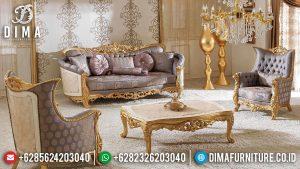 Excellent Design Sofa Tamu Mewah Jepara Furniture Jepara Luxury Classic MM-0952