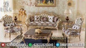 Flash Sale Sofa Tamu Mewah Ukiran Jepara Classic Luxury Terbaru MM-0953