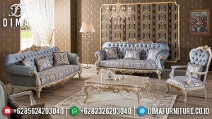 Furniture Jepara Sofa Tamu Mewah Klasik Luxurious Excellent Color Combination MM-0994