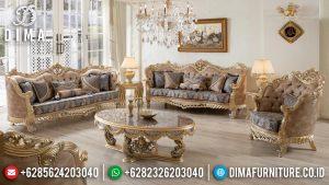 Great Style Sofa Tamu Jepara Ukiran Mewah Classic Luxury Newest MM-0962