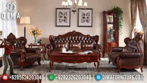 Harga Sofa Tamu Mewah Jepara Best Seller Product Luxury Classic MM-0921