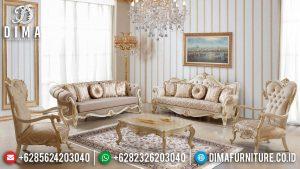 Luxurious Set Sofa Tamu Mewah Jepara Baroque Palace Style Best Quality MM-0964