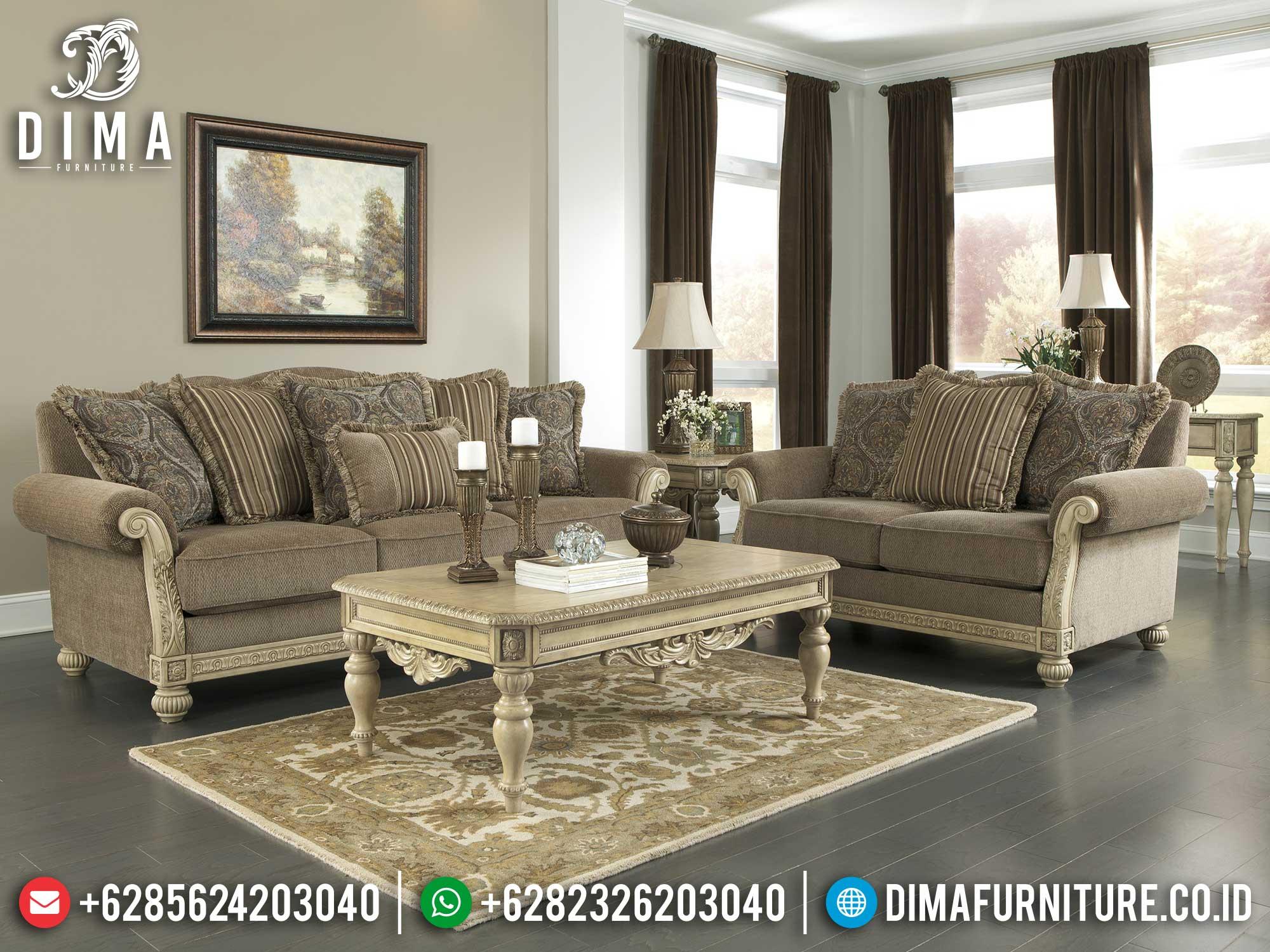 Model Sofa Tamu Minimalis Terbaru High Quality Classic Design Mm-0932
