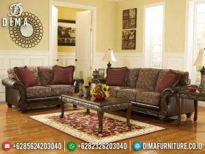 New Sofa Tamu Jepara Terbaru Luxury Classic Design Great Sale MM-0902