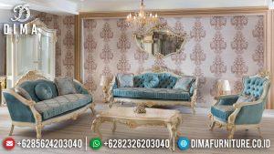 New Sofa Tamu Mewah Terbaru Deluxe Style High Quality Jepara MM-0951
