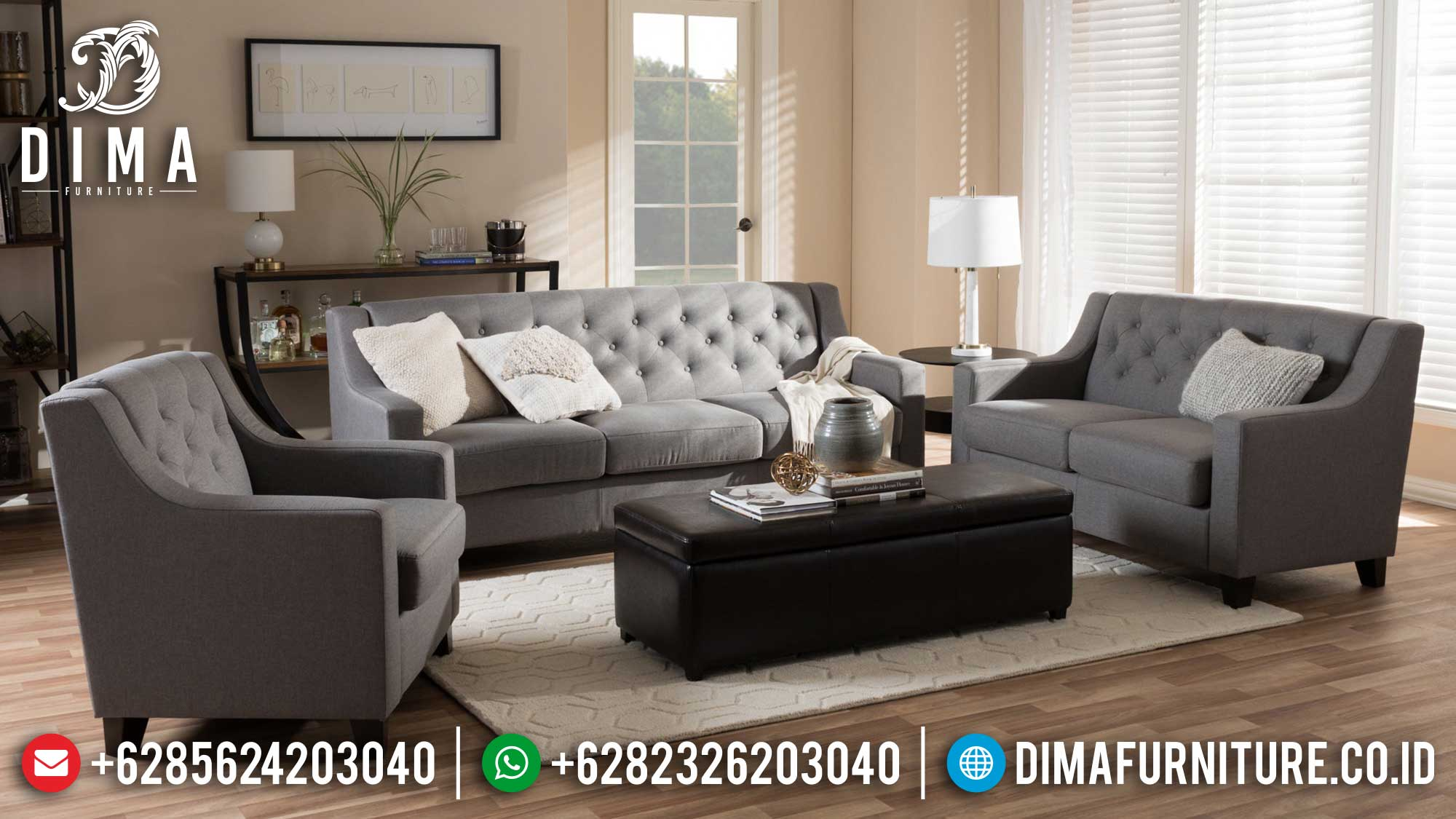 Sofa Tamu Jepara Minimalis Adorable Design Mebel Jepara Luxury Mm-0896