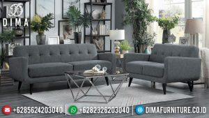 Sofa Tamu Jepara Terbaru Simple Minimalis Design Awesome MM-0897