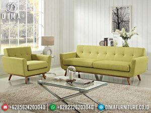 Sofa Tamu Minimalis Danilla Luxury Simple Style Furniture Jepara MM-0885
