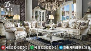 Beauty Set Sofa Tamu Mewah Jepara Luxury 100 % Best Royal Foam Quality MM-1062