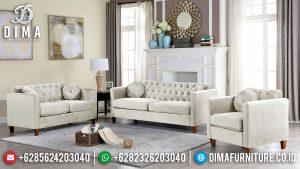 Epic Set Sofa Tamu Minimalis Terbaru Simple Luxury Design Furniture Jepara MM-1090