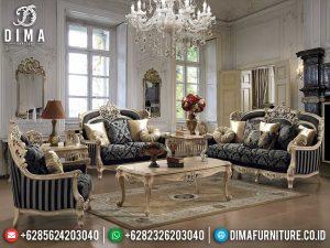 Harga Sofa Tamu Jepara Terbaru Luxurious Design Italian Carving Palace MM-1081