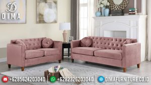 Sofa Tamu Minimalis Jepara Best Seller Furniture Jepara 100 % High Quality MM-1086