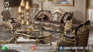 Best Seller Desain Sofa Mewah Glamorous Furniture Jepara MM-1104