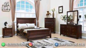 Tempat Tidur Jati Minimalis Furniture Jepara Best Quality MM-1111