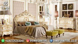 Elegant Tempat Tidur Mewah Terbaru High Quality Furniture Jepara MM-1141