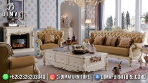 Luxury Classy Sofa Tamu Jepara Terbaru Terpopuler High Recomended MM-1154