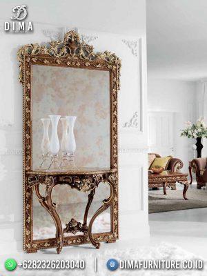 New Arrival Meja Konsul Terbaru Jepara Elegant Carving Furniture MM-1144