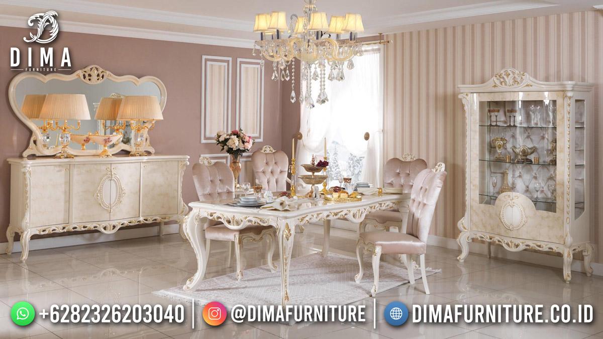 Shabby Furniture Meja Makan Mewah Terbaru Awesome Design MM-1136