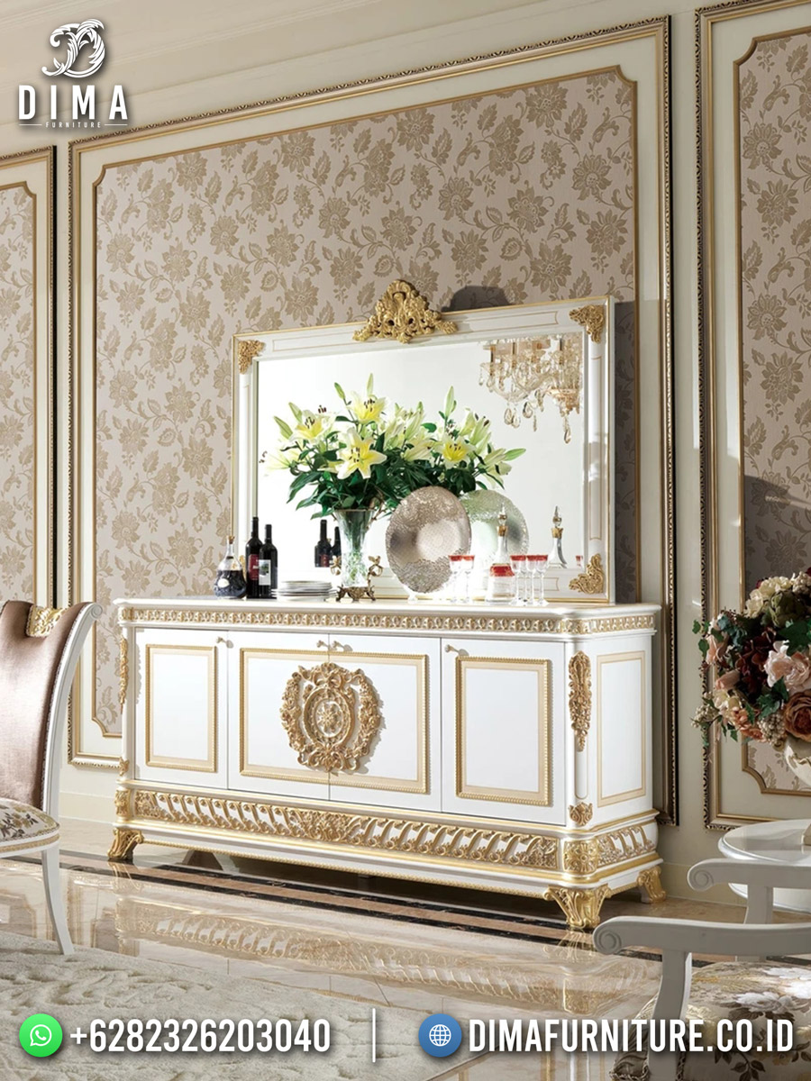 Beauty Esmerald Meja Konsol Terbaru High Quality Furniture Jepara Mm-1164