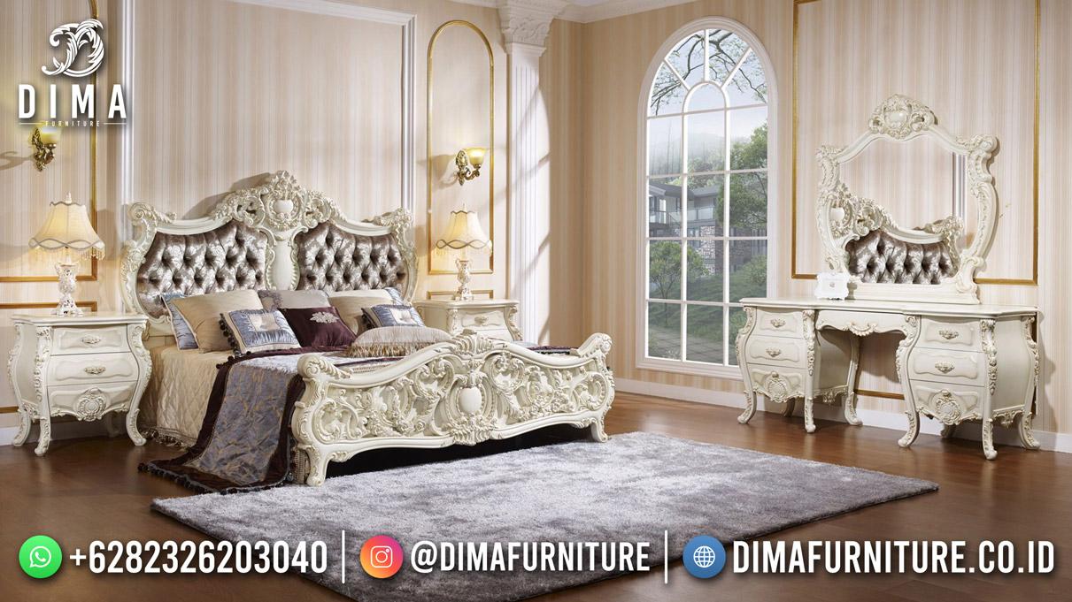 Dipan Kamar Set Mewah Terbaru Luxury Model Best Quality MM-1203