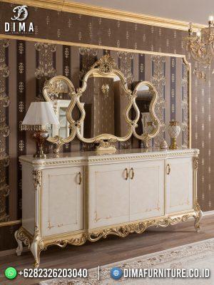 Eropa Style Luxury Meja Konsul Terbaru Kualitas Terbaik Gaya Sultan MM-1165