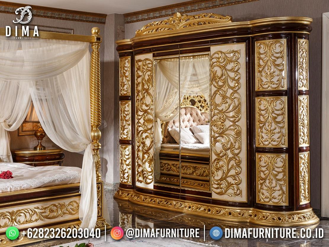 Get Sale Lemari Pakaian Mewah Desain Beautiful Art Combination Mm-1179