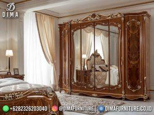 Vanity Room Lemari Pakaian Mewah Ukiran Jepara 100% High Quality MM-1182